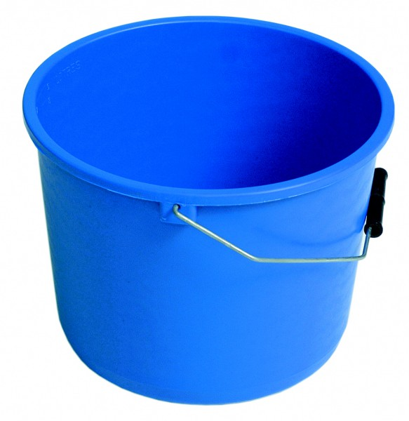9 Litre Blue Dumpy Bucket