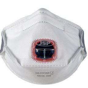 Typhoon Fold Flat FFP3V Single Mask