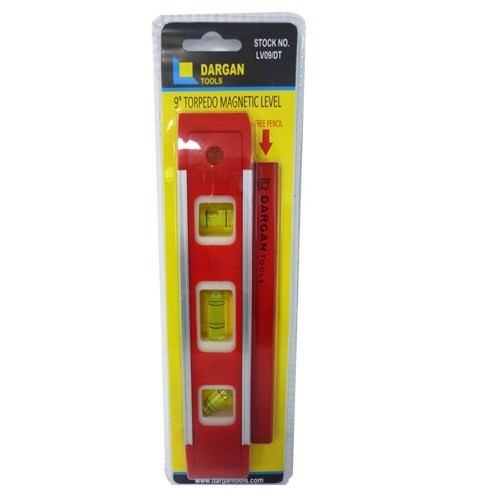 9″Magnetic Level & Pencil