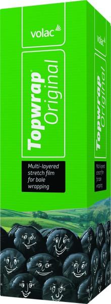 Volac Topwrap Black 750mm x 1500mm