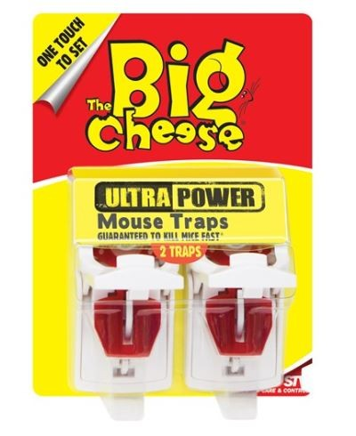 Big Cheese Mouse Trap Ultra Power