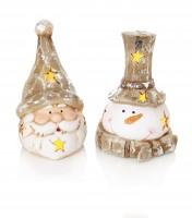 Ceramic Light Holders - Assorted