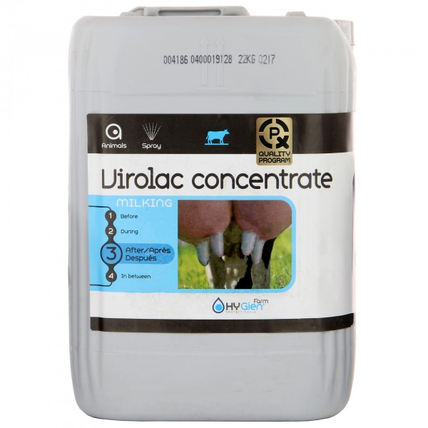 Virolac Concentrate 22kg