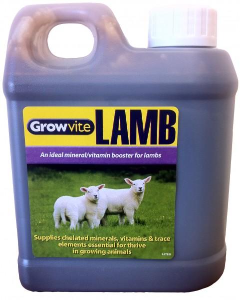 Growvite Lamb 1 Litre