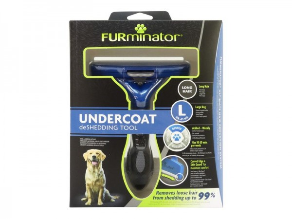 FURMINATOR DOG TOOL LONG HAIR LARGE