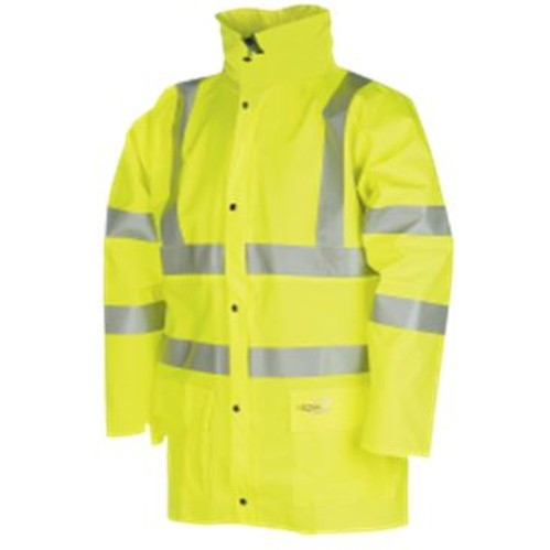 Flexothane Hi Viz Waterproof Jacket