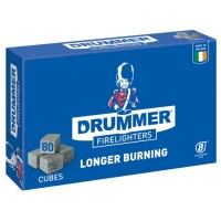 Drummer Firelighters
