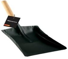 Wooden Handle Fire Shovel