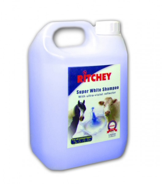 Ritchey Super White Shampoo 2.5L