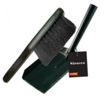 Fire Shovel & Brush Set