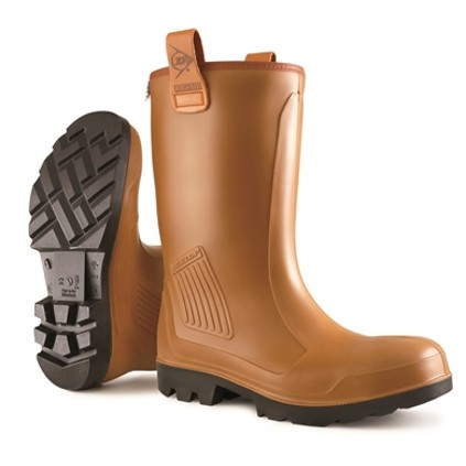 Dunlop Purofort Rig Air Full Safety Boots