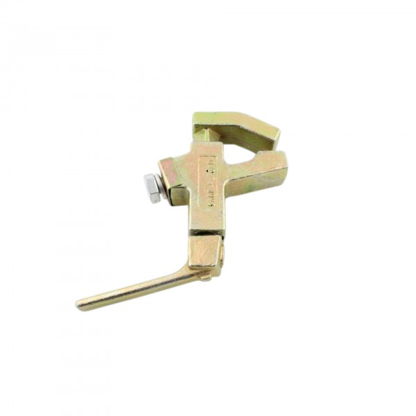 Dropped Forge Screw Earth Clamp