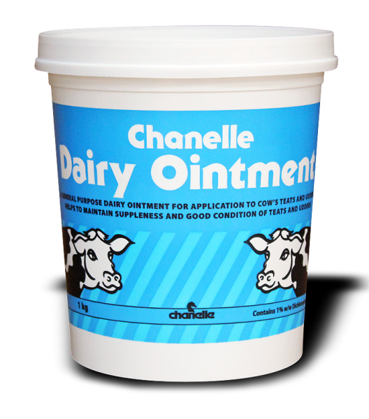 5kg Chanelle Dairy Ointment