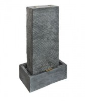 Slate LED Water Feature