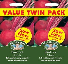 Beetroot Boltardy Bumper Pack