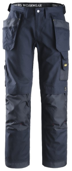 Snickers Canvas+ Craftsmen Trousers 3214