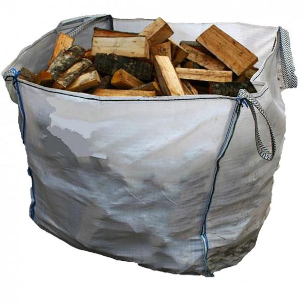 Bulk Bag Softwood Logs