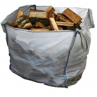 Bulk Bag Softwood Logs