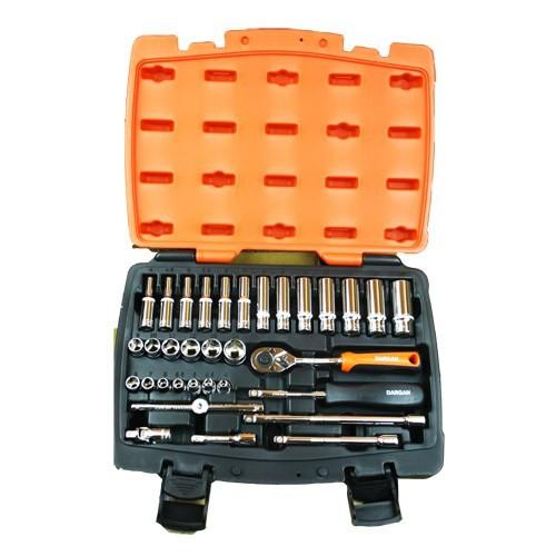 """1/4"""" Dr 33pc Socket Set"""
