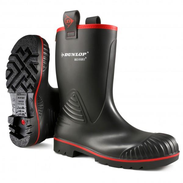 Dunlop Rocker Furlined Rigger Full Safety S5
