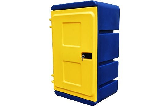 Small Single Door Chemical Cabinet