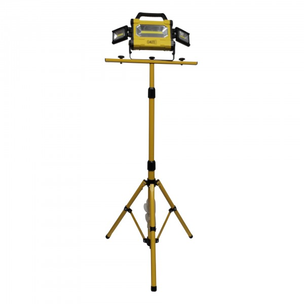 50w Led Rechargable Site Worklight