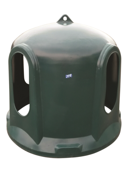 Haybell (round Bale Cover Feeder)