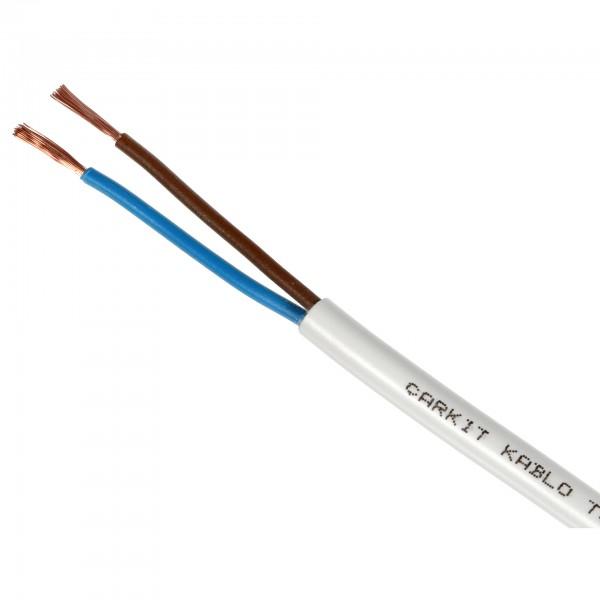 0.75 X Circular Flex Cable 2 Core