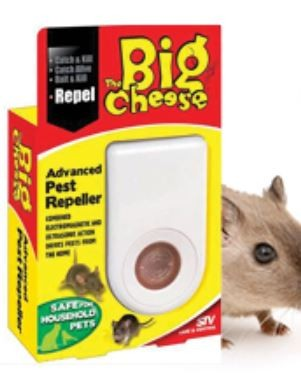 Advanced Pest Repeller Electronic Dual Action
