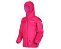 Regatta Kids Lever II W/Proof Shell Jacket Duchess