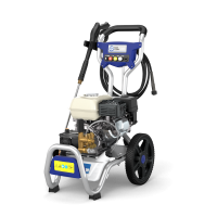 RATO 220 Bar Petrol Pressure Washer