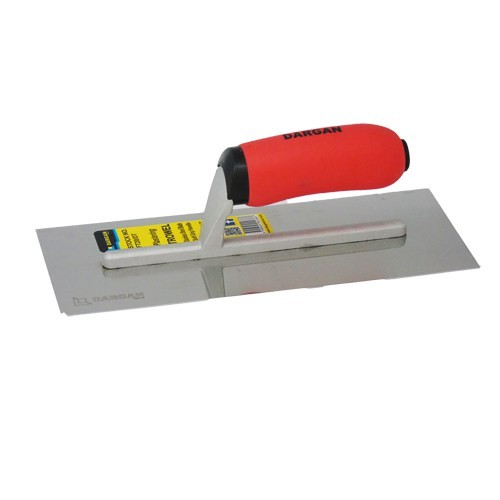 11″ Plastering Trowel with Soft Grip Handle