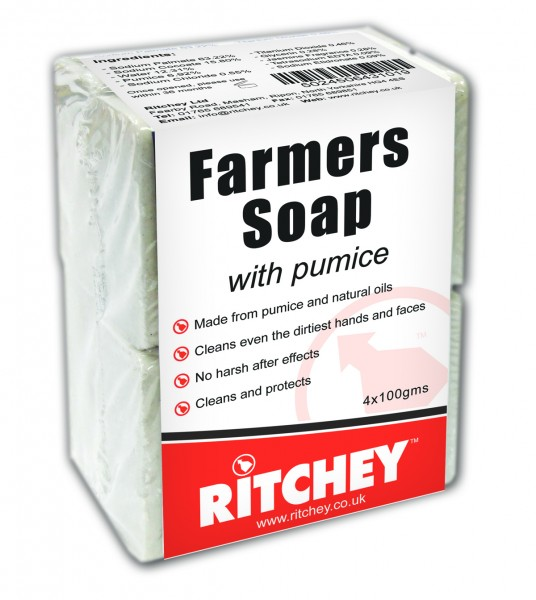 Ritchey Farmers Soap With Pumice