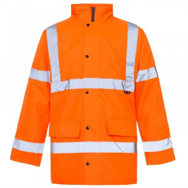 Fluro Orange Hi Viz Jacket