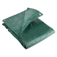 Tarpaulin Heavy Duty Green