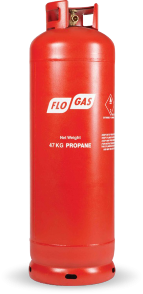 Gas Propane Cylinder 104lb