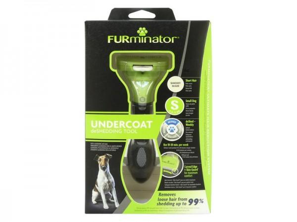 Furminator Dog Tool Short Hair Small