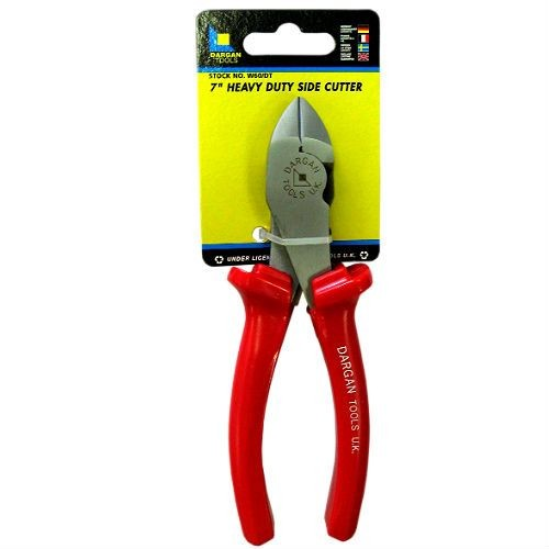 7″ HD Side Cutting Pliers