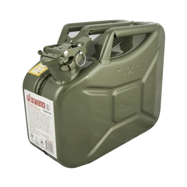 Jerry Can With Pin