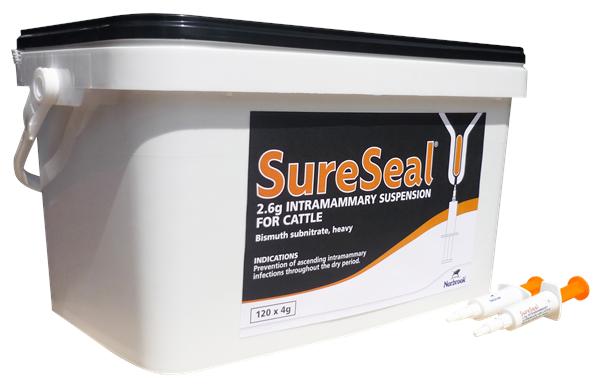 2.6g Sureseal Intramammary Suspension Seals