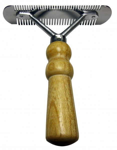 Curry Comb Double Sided