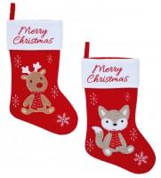 Christmas Stocking - Assorted