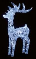 LED Soft Acrylic Reindeer