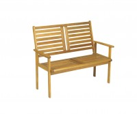 Napoli 2 Seater Bench