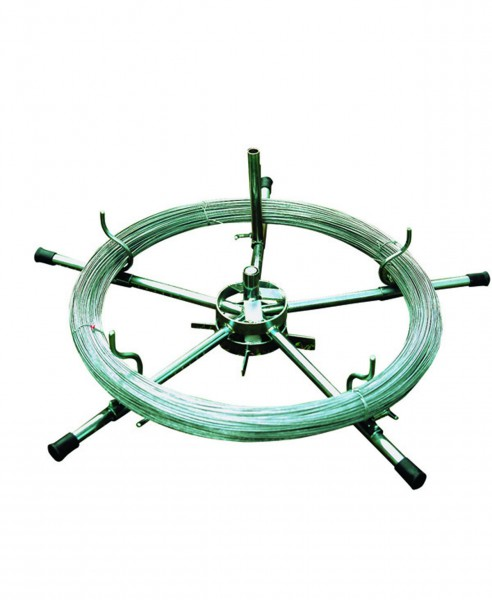 Wire Pay-Out Spinning Jenny