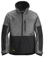 Snickers AW Winter Jacket Steel Grey/Black