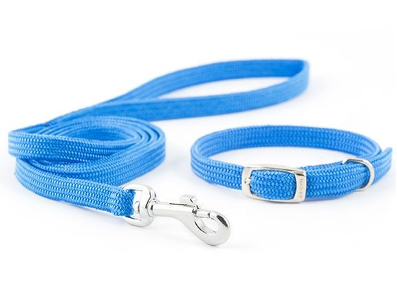 Small Bite Puppy Collars & Lead Sets