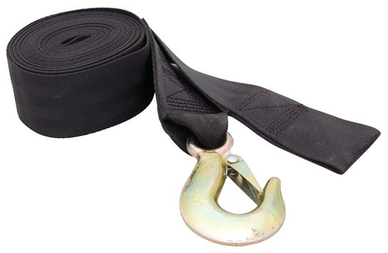 STRAP FOR WINCH