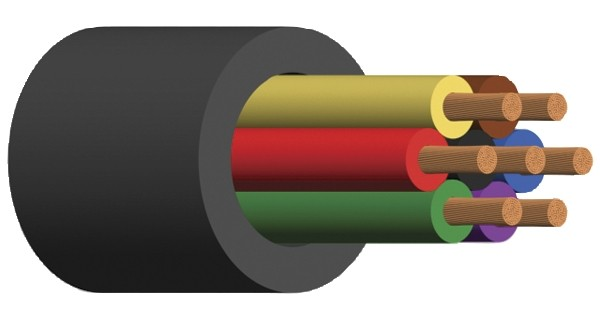 Cable Roll 7-core