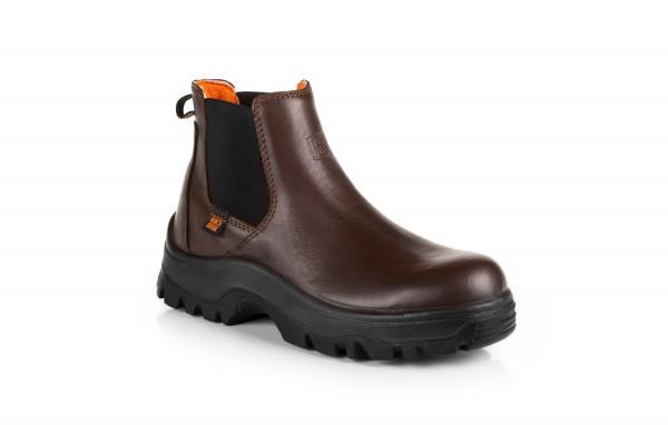 No Risk New Denver Dealer Boot S3 Brown